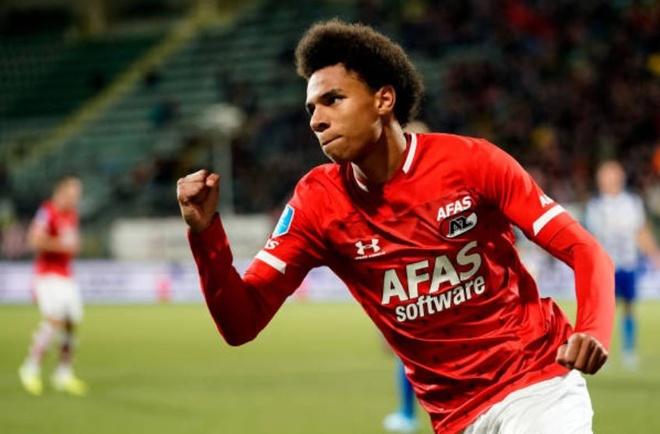 truc tiep AZ vs Heerenveen anh 12