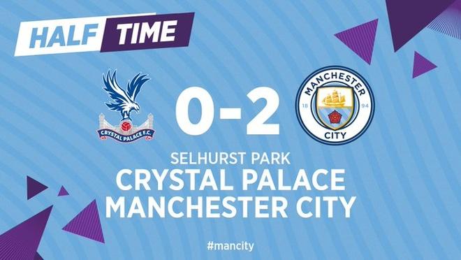 truc tiep Crystal Palace vs Man City anh 18