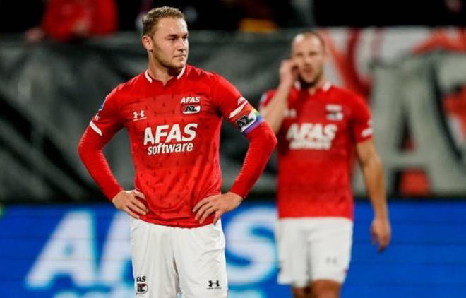 truc tiep AZ vs Heerenveen anh 13