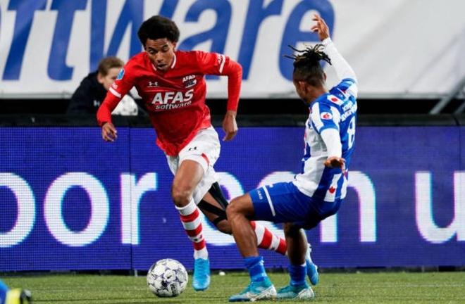 truc tiep AZ vs Heerenveen anh 8