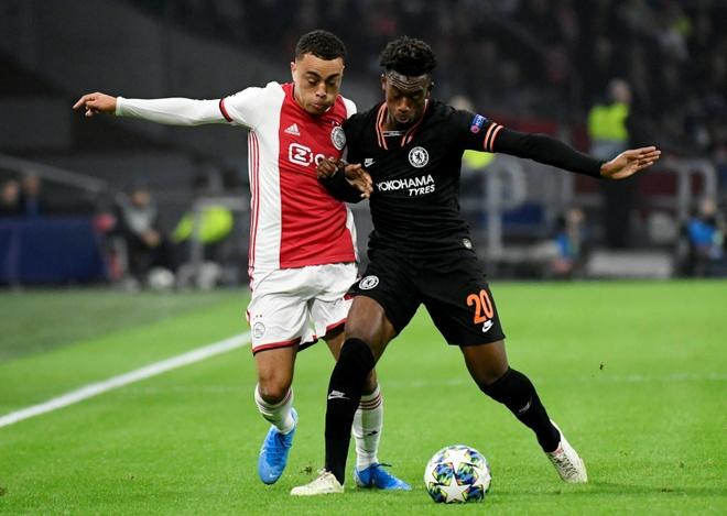 truc tiep Ajax vs Chelsea anh 11