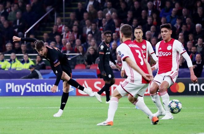 truc tiep Ajax vs Chelsea anh 10