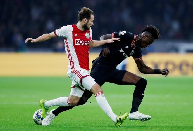 truc tiep Ajax vs Chelsea anh 12