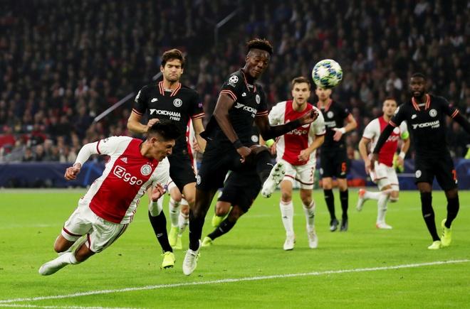 truc tiep Ajax vs Chelsea anh 16