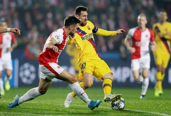 Messi ghi ban, Barca chat vat gianh 3 diem tai CH Czech hinh anh 9