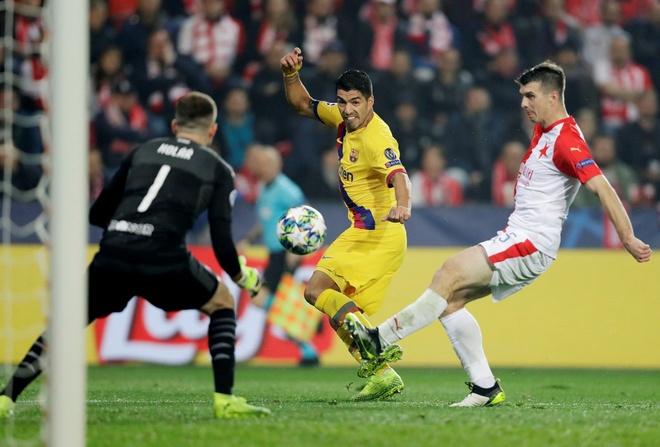 Messi ghi ban, Barca chat vat gianh 3 diem tai CH Czech hinh anh 10