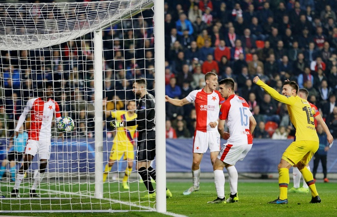 Messi ghi ban, Barca chat vat gianh 3 diem tai CH Czech hinh anh 13