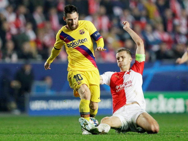 Messi ghi ban, Barca chat vat gianh 3 diem tai CH Czech hinh anh 15