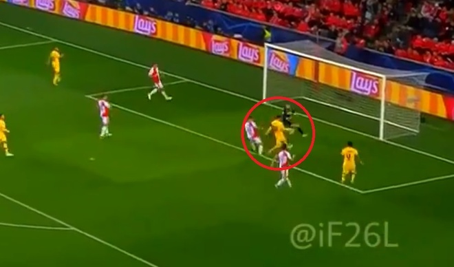 Messi khong the ghi ban tu cu ly chua day 5 m hinh anh 1