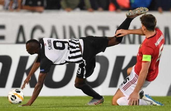 truc tiep MU vs Partizan anh 11