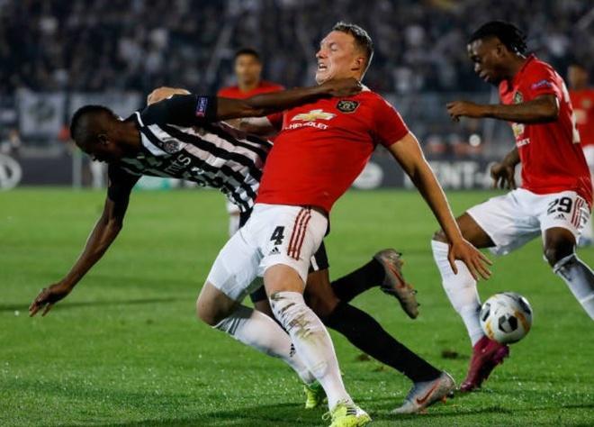truc tiep MU vs Partizan anh 14