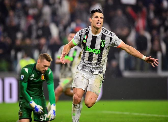 Ronaldo ghi ban phut 90+6 dua Juventus tro lai ngoi dau hinh anh 2