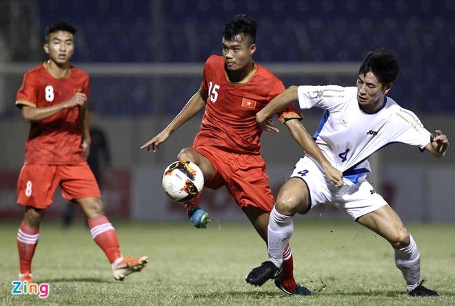 U21 Viet Nam vs Nhat Ban anh 9