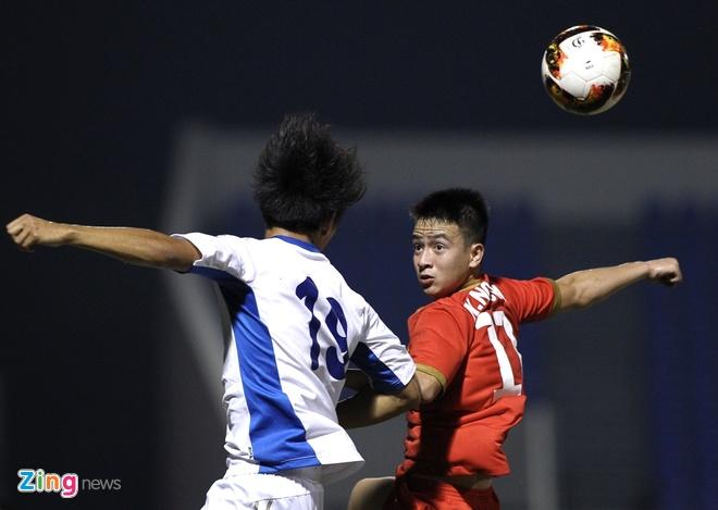 U21 Viet Nam vs Nhat Ban anh 10