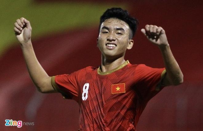 U21 Viet Nam vs Nhat Ban anh 12