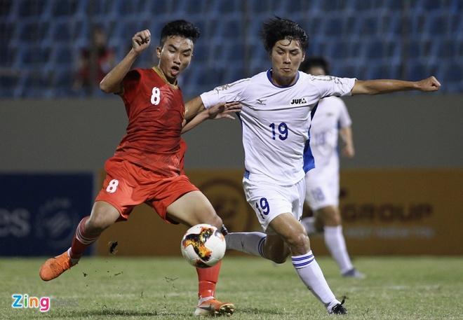 U21 Viet Nam vs Nhat Ban anh 11