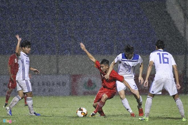 U21 Viet Nam vs Nhat Ban anh 2