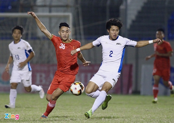 Thang doi sinh vien vo dich the gioi, U21 Viet Nam gianh cup quoc te hinh anh 12