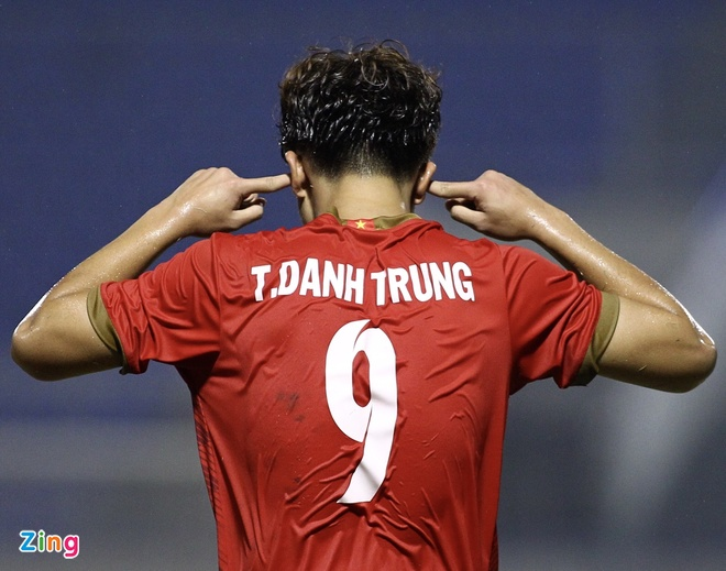Thang doi sinh vien vo dich the gioi, U21 Viet Nam gianh cup quoc te hinh anh 15