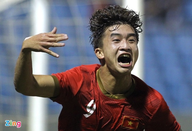 Thang doi sinh vien vo dich the gioi, U21 Viet Nam gianh cup quoc te hinh anh 16