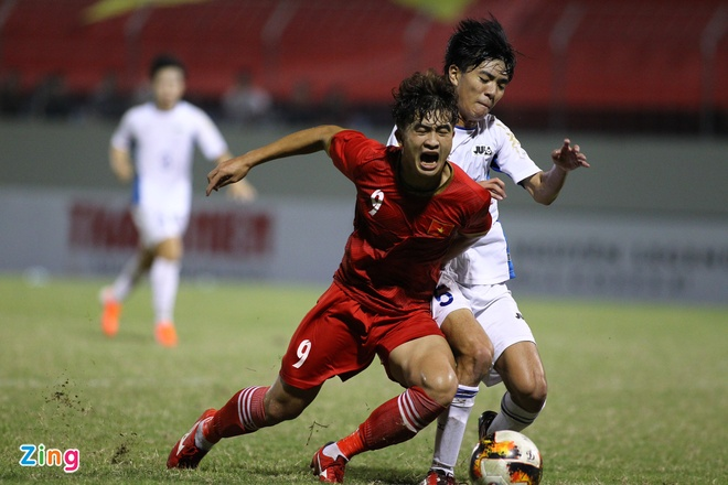 Thang doi sinh vien vo dich the gioi, U21 Viet Nam gianh cup quoc te hinh anh 18