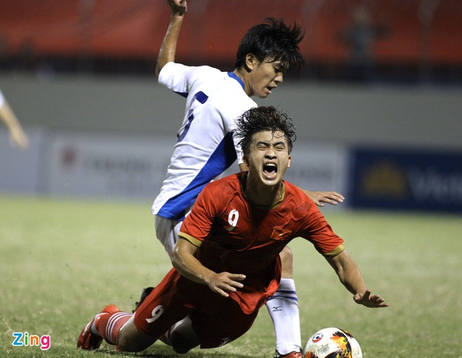 Thang doi sinh vien vo dich the gioi, U21 Viet Nam gianh cup quoc te hinh anh 19