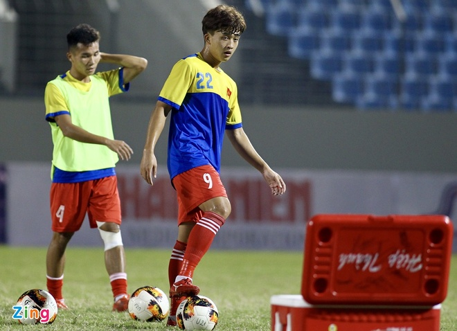Thang doi sinh vien vo dich the gioi, U21 Viet Nam gianh cup quoc te hinh anh 7