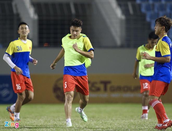 Thang doi sinh vien vo dich the gioi, U21 Viet Nam gianh cup quoc te hinh anh 8