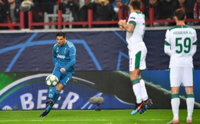 Ronaldo bi cuop ban thang anh 1