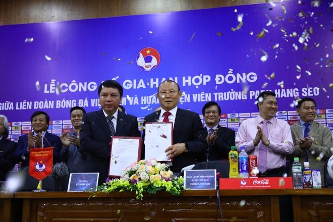 HLV Park: 'Viet Nam se canh tranh trong top dau cua chau A' hinh anh 7