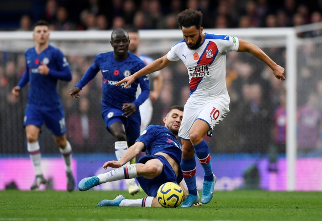 Chelsea vs Crystal Palace anh 12