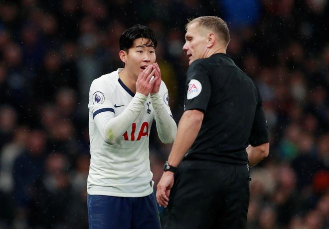 Son Heung-min ghi ban, Tottenham chia diem o tran cau nhieu cam xuc hinh anh 19