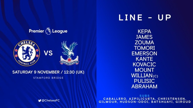 Chelsea vs Crystal Palace anh 5