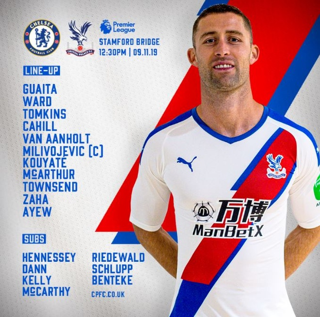 Chelsea vs Crystal Palace anh 6