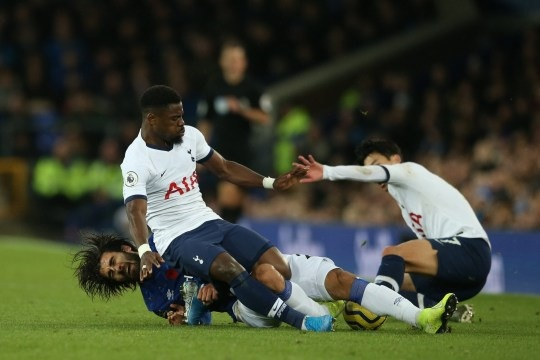 Son Heung-min ghi ban, Tottenham chia diem o tran cau nhieu cam xuc hinh anh 3