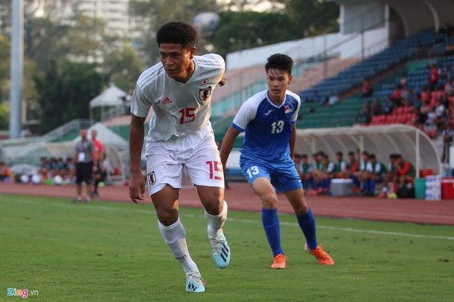 Hoa Nhat Ban, U19 Viet Nam gianh ve du giai chau A 2020 hinh anh 3