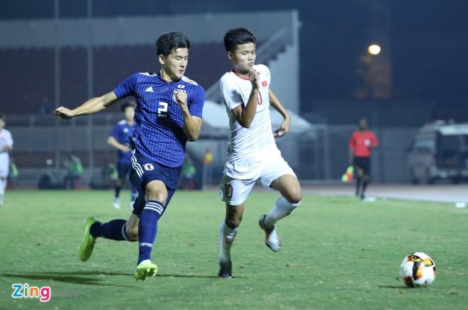 Hoa Nhat Ban, U19 Viet Nam gianh ve du giai chau A 2020 hinh anh 1