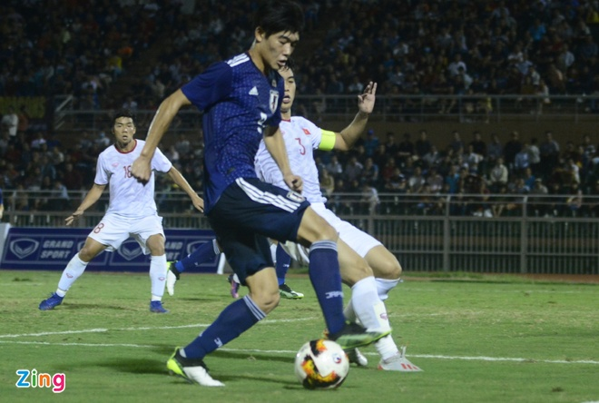 Hoa Nhat Ban, U19 Viet Nam gianh ve du giai chau A 2020 hinh anh 7