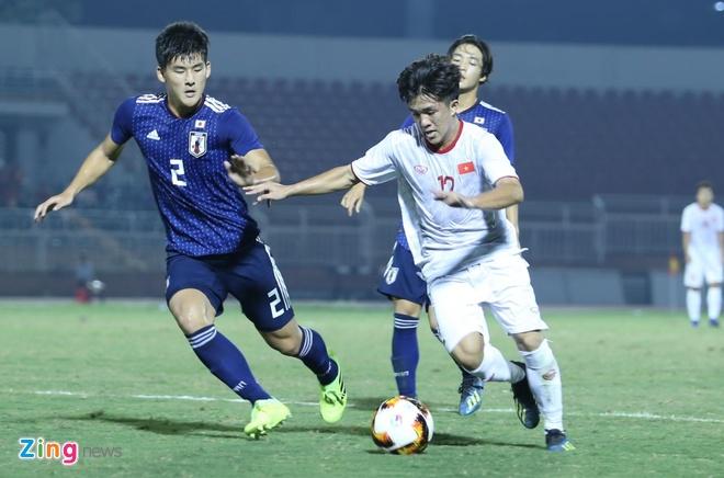 Hoa Nhat Ban, U19 Viet Nam gianh ve du giai chau A 2020 hinh anh 11