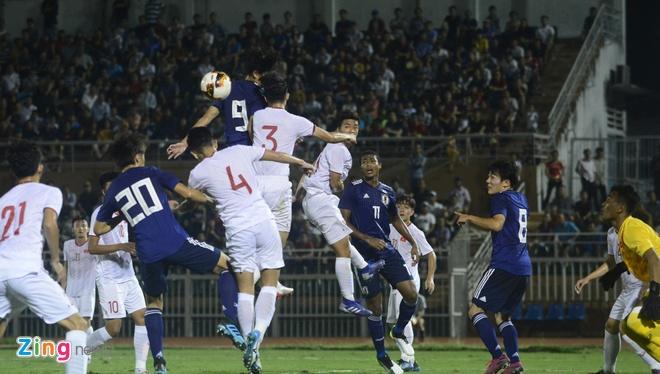 Hoa Nhat Ban, U19 Viet Nam gianh ve du giai chau A 2020 hinh anh 8