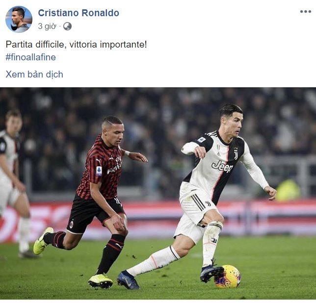 Ronaldo len tieng sau 2 tran lien bi thay ra som hinh anh 1