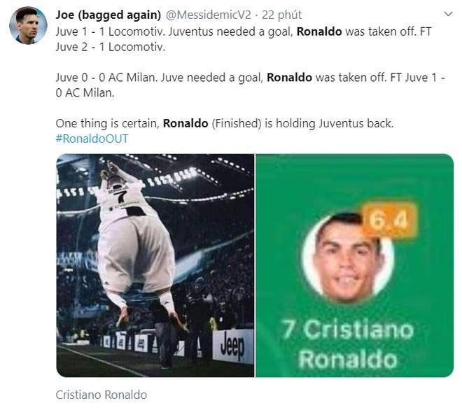 Ronaldo bi che het thoi sau 2 tran lien bi thay som hinh anh 5
