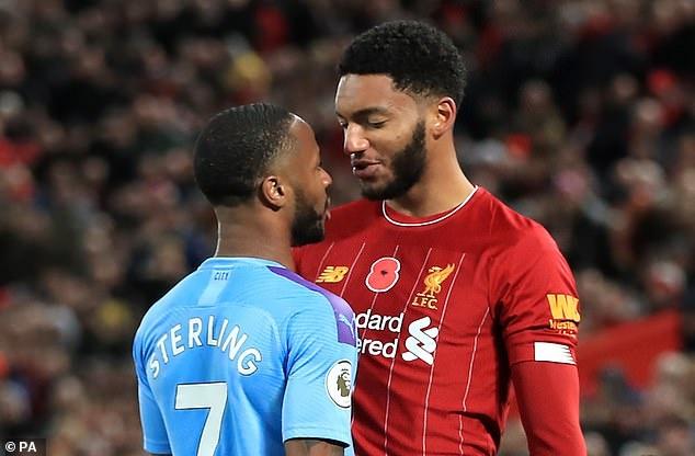 Sterling bi loai khoi tuyen Anh vi xo xat voi cau thu Liverpool hinh anh 1