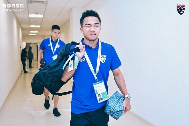 Thai Lan thua nguoc Malaysia 1-2 du Chanathip ghi ban som hinh anh 12