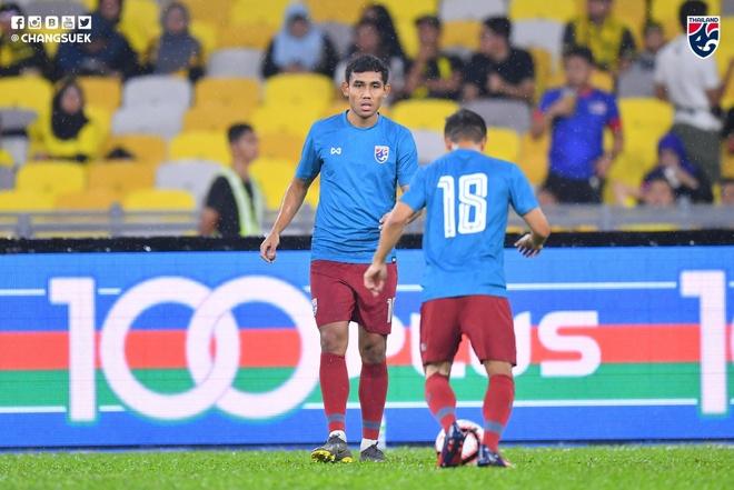 Thai Lan thua nguoc Malaysia 1-2 du Chanathip ghi ban som hinh anh 19