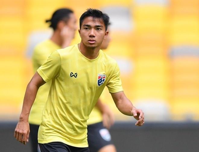 Thai Lan thua nguoc Malaysia 1-2 du Chanathip ghi ban som hinh anh 4