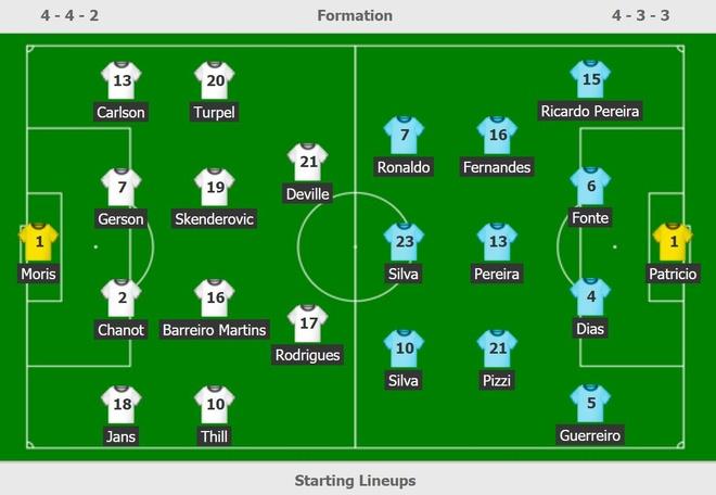 Ronaldo toa sang dua Bo Dao Nha du VCK Euro 2020 hinh anh 2