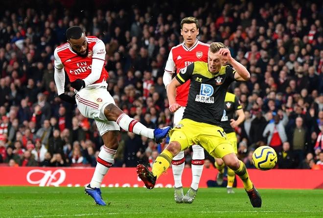 truc tiep Arsenal vs Southampton anh 6