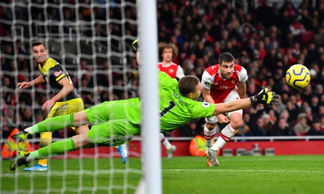 truc tiep Arsenal vs Southampton anh 11