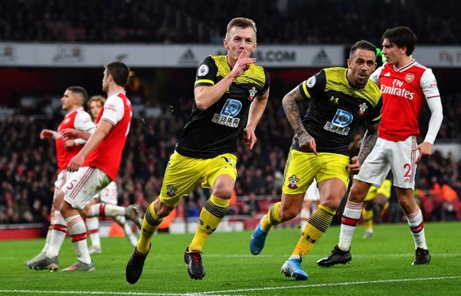 truc tiep Arsenal vs Southampton anh 13
